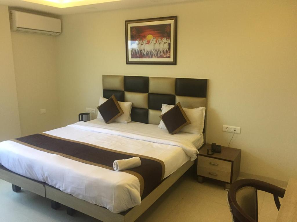 Venus inn hotel in delhi